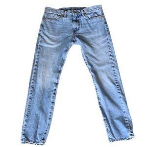 LEVIS'S 510 light classic blue jeans